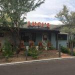 Luci's Restaurant Entrance
