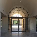 Glass Entry Door