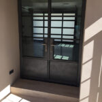 Doors to Entrance