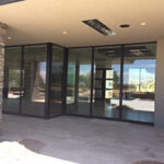 Ceiling to Floor Glass Panels