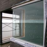 Newly Installed Glass Window